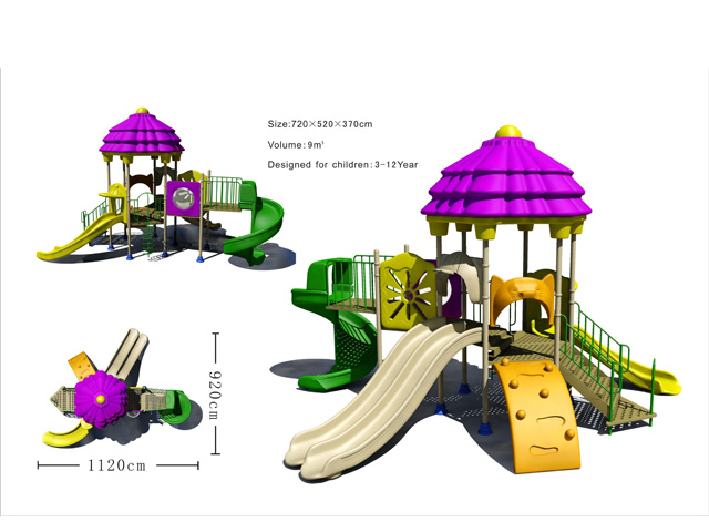 factory price outdoor playground
