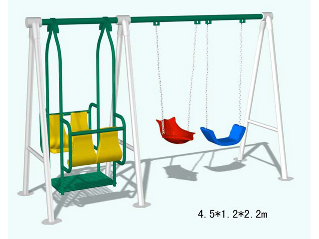 outdoor swing playground