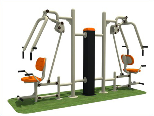 used outdoor fitness equipment
