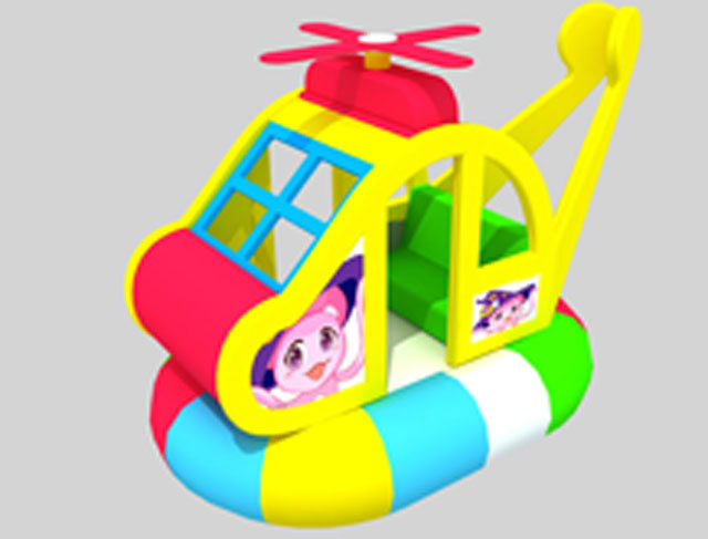 Helicopter Playground Equipment