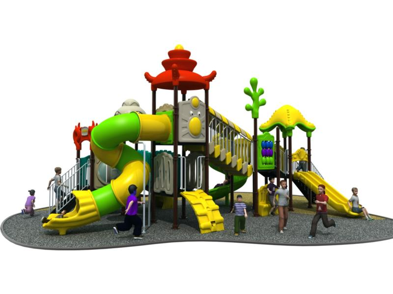 Community Entertainment Playground