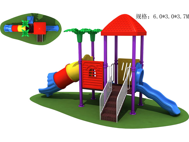 outdoor playground for school