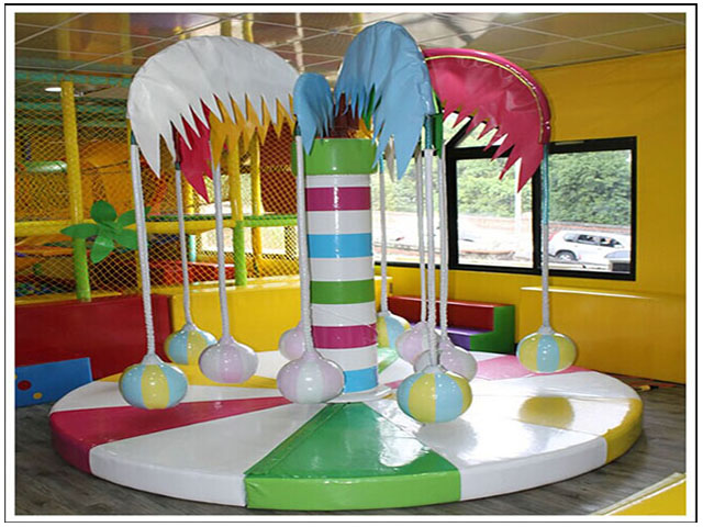 Electric soft play indoor playground