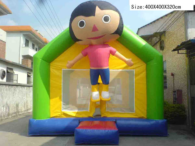rent inflatable games