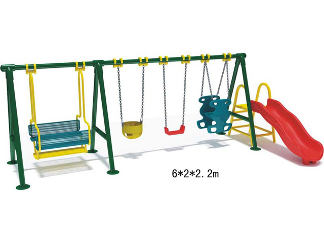 kids animal swing