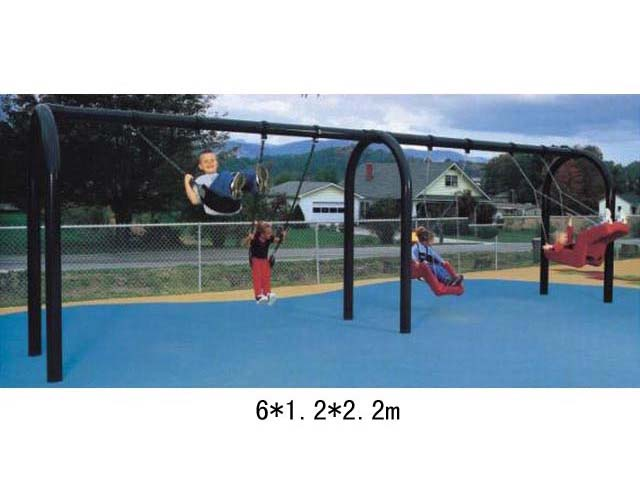 plastic swing sets for toddlers