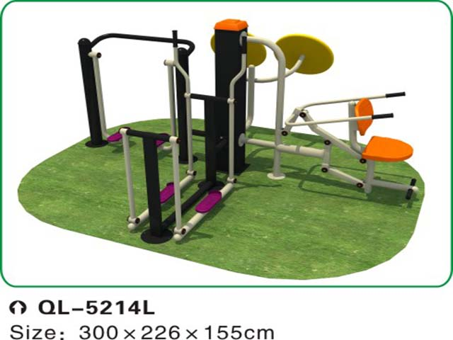 park fitness equipment