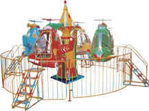 Amusement Swing Rides