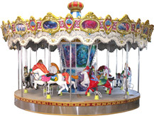 Simple Ride Carousel