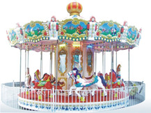 New Park Electric Carousel Horse