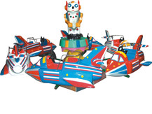 Outdoor Kids Amusement Rides