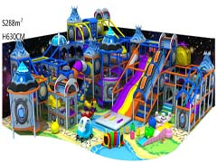 Entertainment Amusement indoor playground space theme