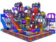 QL-7019A indoor playgrounds