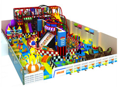indoor playground milton