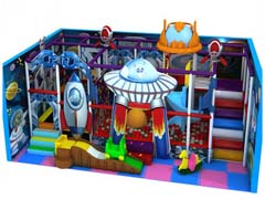 Professional children loved indoor playground indoor naughty castle indoor playhouse