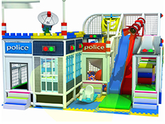 QL-7048A indoor playground for home