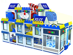 QL-7049A canton indoor playground