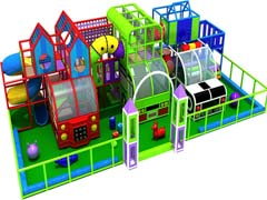 QL-7055A indoor toddler playground