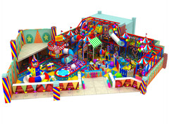 Indoor outdoor play Center Equipment