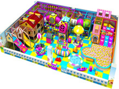 Colorful indoor playground orlando