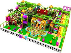 kid indoor rope course playground for sale led indoor playground