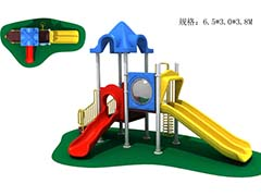 Customized Toddler Outdoor Playsets