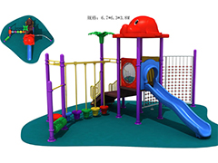 Outdoor playground elements