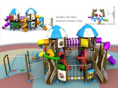 outdoor indoor playground