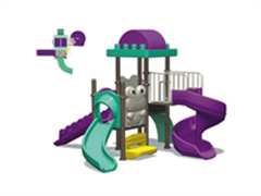 kids outdoor slide sets