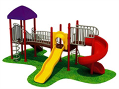 kids outdoor slide