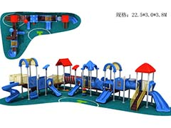 outdoor amusement park