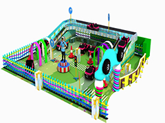 indoor playground mini traffic town