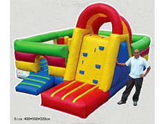 Children inflatable bouncer