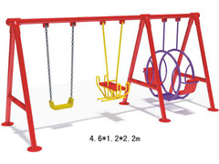 outdoor swing equipment