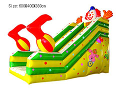 inflatable playland