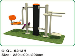 playground outdoor fitness equipment