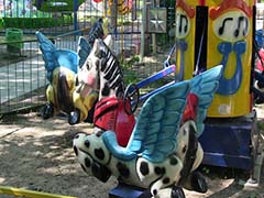 top children amusement park equipment