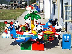 hot sale used amusement park equipment