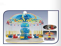 customized amusement park equipment