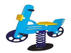 equipment outdoor kiddie rider