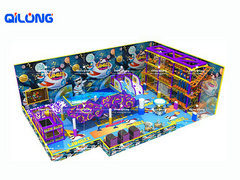 QL-7153A indoor playground equipment