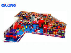 Children commercial indoor playground equipment kids playground