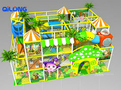 indoor adventure playground for children
