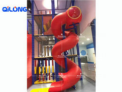 kids spider screw playground