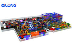 Factory custom kids indoor playground for sale