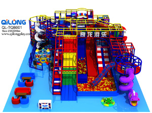 New Arrival kids entertainment equipment indoor playground