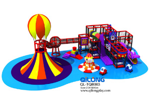 QL-TQB003 kids games indoor playground