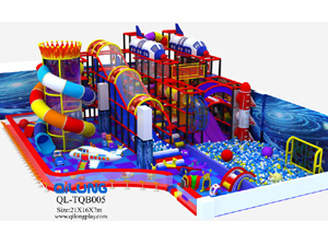 QL-TQB005 kids indoor playground equipment