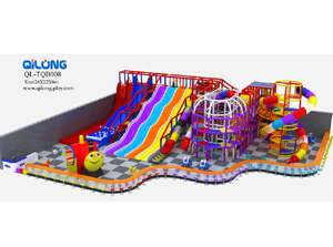 QL-TQB008 playground equipment indoor for kids