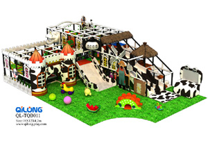 QL-TQB011 indoor playground
